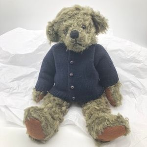 Rare Bernie Bear by Ganz 1996 Cottage Collectible